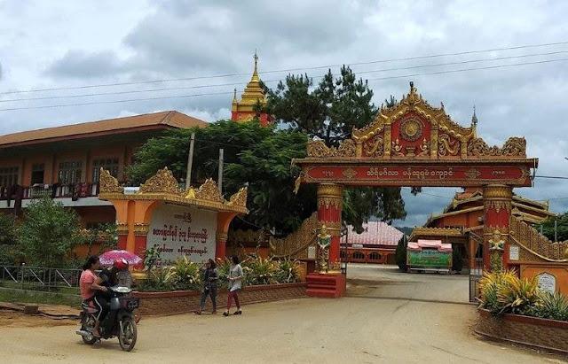ထိုက္နႏၵာဝင္း (Myanmar Now) ● အရပ္ဘက္ပဋိပကၡ ေလ်ာ့က်လာေသာ တအာင္းေဒသ