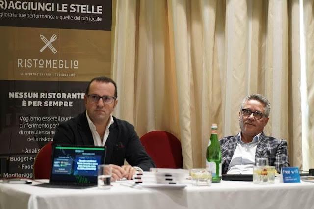 Fabrizio Reitano e Massimo La Manna