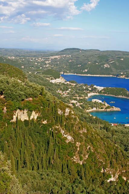 Corfu, Achilleion, Ionian Islands, Greece. Корфу, Ахиллеон, Ионические острова, Греция