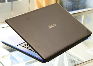Laptop ASUS X450C Celeron 1007 di Malang