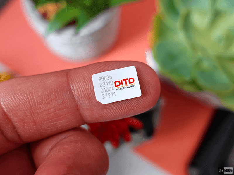 DITO provides FREE 1GB of data to 1M subscribers!
