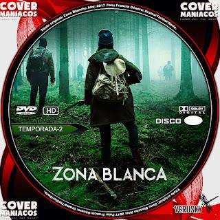 GALLETA ZONA BLANCA - ZONE BLANCHE - BLACK SPOT 2017[COVER DVD]