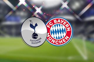 Бавария - Тоттенхэм смотреть онлайн бесплатно 11 декабря 2019 Тоттенхэм Бавария прямая трансляция в 23:00 МСК.