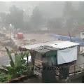 Diduga Tanggul Kali Cicatih Jebol, Banjir Bandang Terjang Kecamatan  Cicurug
