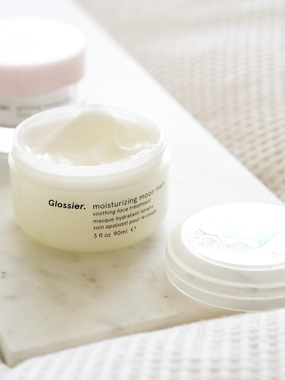 A Glossier Duo For Plump Skin