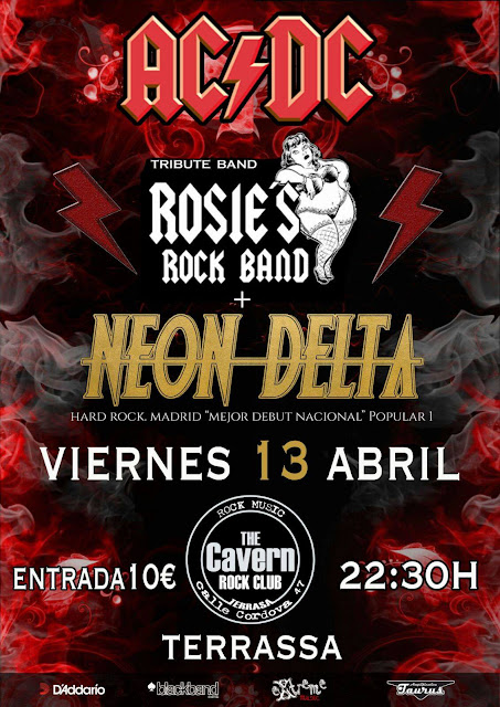 the cavern rock club de terrassa