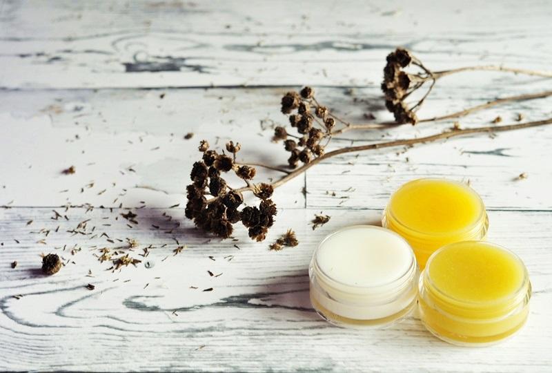balsamy na suche miejsca joanna oleje świata masło pomarańczowe masło oliwkowe olej kokosowy