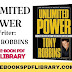 Free Download unlimited power pdf by Tony Robbins