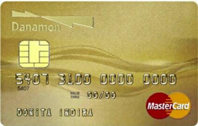 Danamon MasterCard Gold