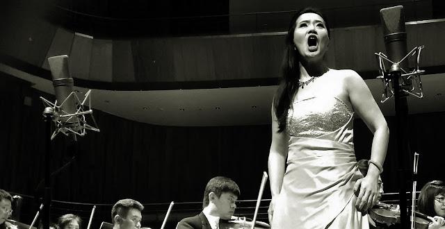 Song Yuanming con la Orquesta Sinfónica de Orquesta Sinfónica de Qingdao CCK - Buenos Aires
