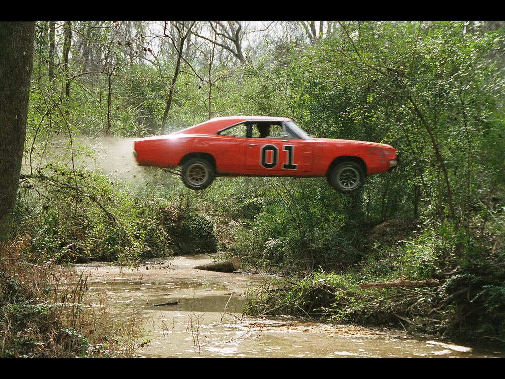 2FastCars: The General Lee