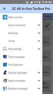 3C All-In-One Toolbox Pro Apk