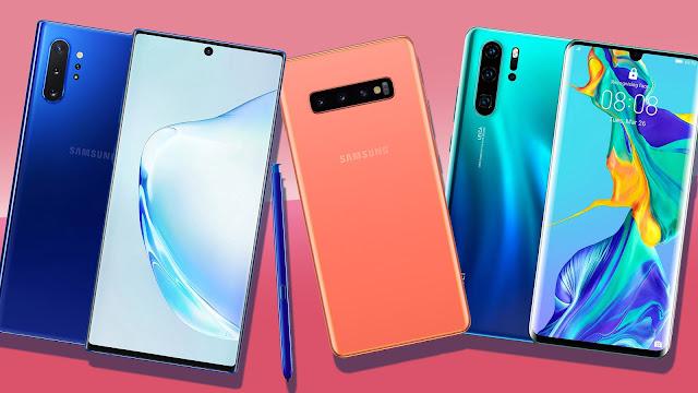 أفضل الهواتف في الجزائر لهذا الشهر (نوفمبر 2019)