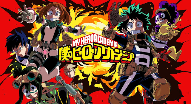 Boku No hero academia season 2 batch