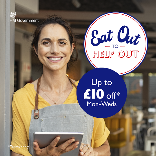 Exeter eat out to help out scheme