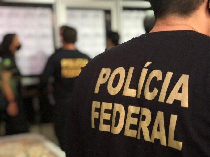 Foragido da justiça é preso pela PF durante provas do concurso - Portal Pebão