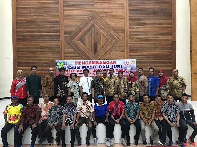 Pengembangan SDM Wasit Atletik Se-Jakarta Utara