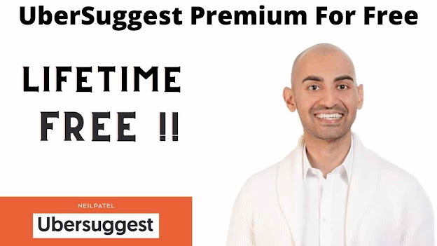 Activate Ubersuggest 7 Days Free Trial