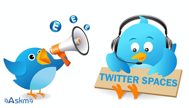 Twitter Update: Twitter Users with 600 Followers Can Host Live Audio Chats: eAskme