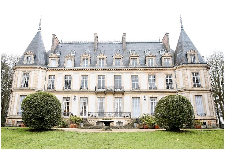 mariage fine art chateau santeny