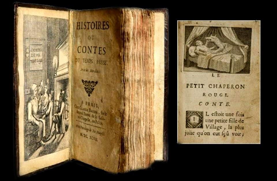 Charles Perrault - El Mágico Mundo de los Infinitos Cuentos