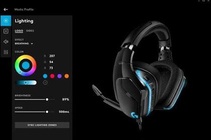 Review Logitech G633s 7.1 Lightsync Gaming headset Fitur Komplit