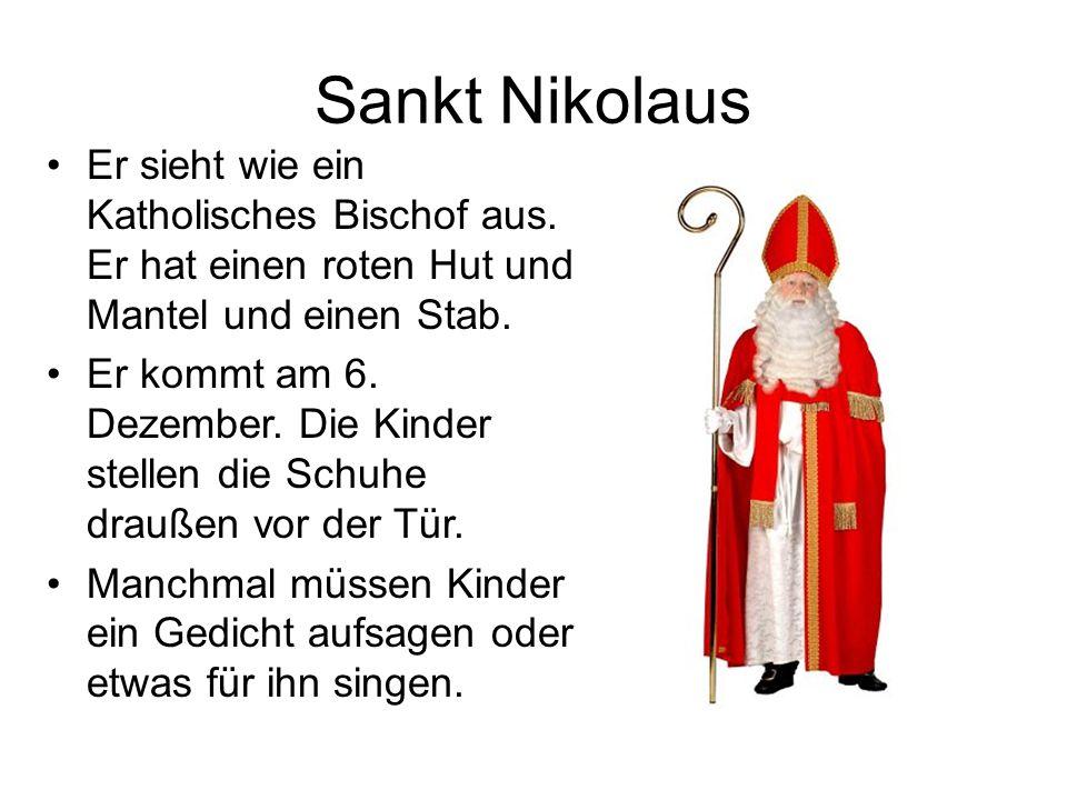 6 Dezember Nikolaus 6 Dezember Warum Kommt Der Nikolaus
