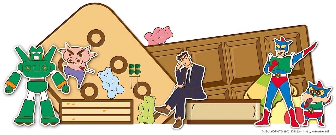 蠟筆小新甜點世界大冒險 30周年期間限定商店 8/27台南新天地登場 活動