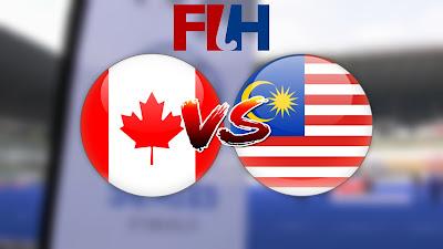Live Streaming Kanada vs Malaysia Final Siri Hoki Akhir 4.5.2019