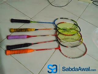 Cara Memilih Raket Badminton Dengan Benar