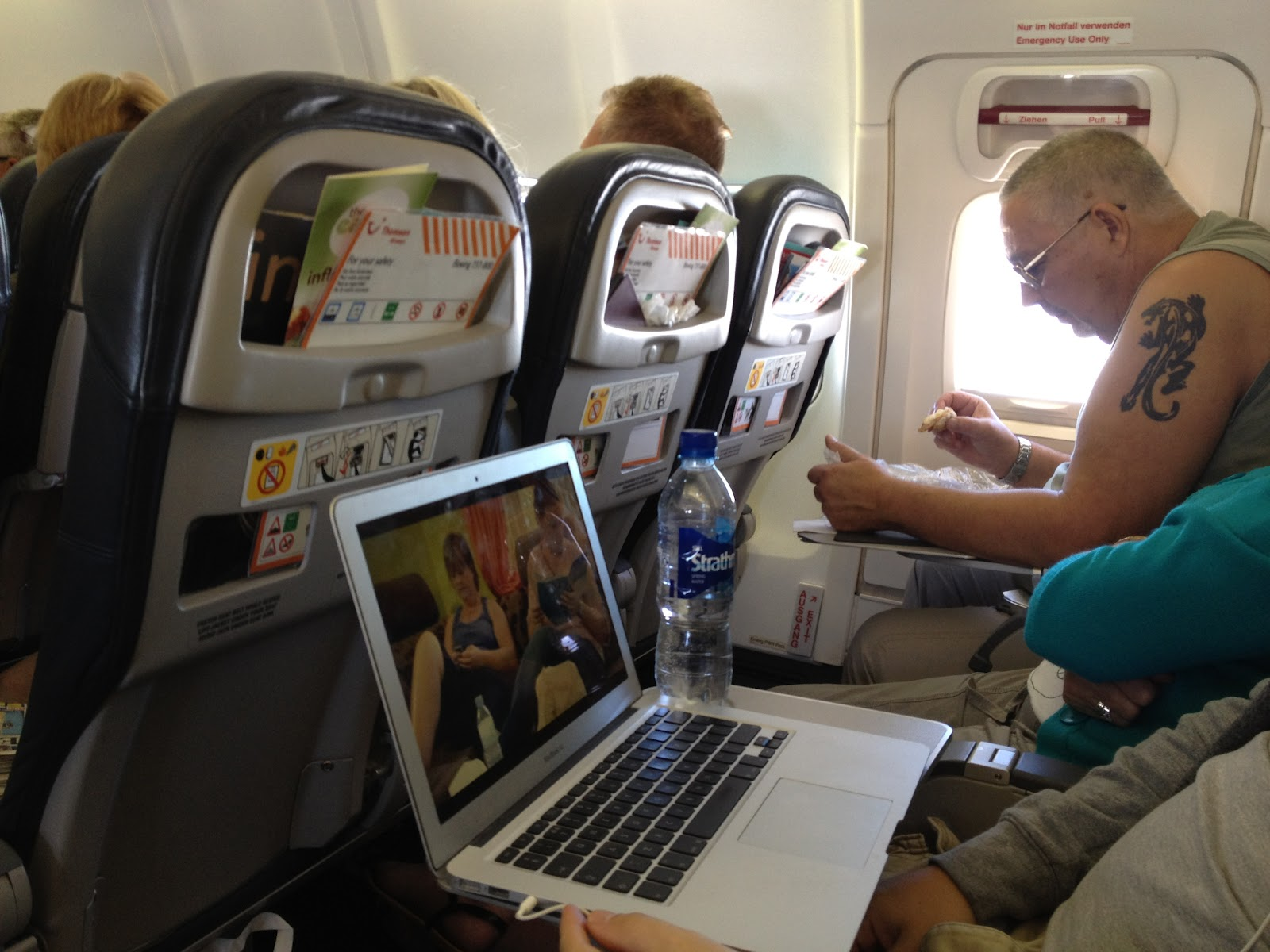 Thomson Airlines Charter Airline That Is As Good As Scheduled Ones