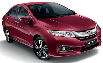 2016 Honda City Facelift