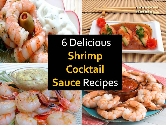 6 delicious shrimp cocktail sauce recipes