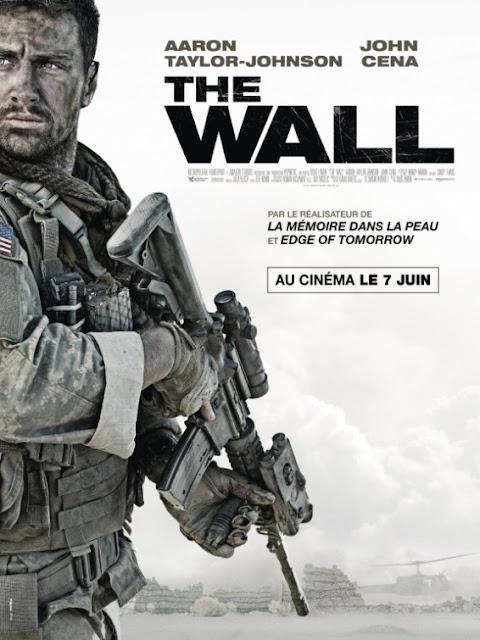 فيلم الدراما و الاثارة الحربي The Wall 2017 مترجم بجودة 1080p WEB-DL