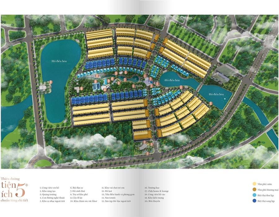 La Vida Residences khu đô thị kiểu mẫu đầu tiên tại Thành Phố Biển - Ảnh 6