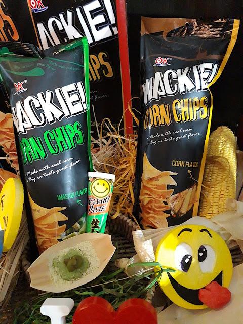 Wackie Corn Chips