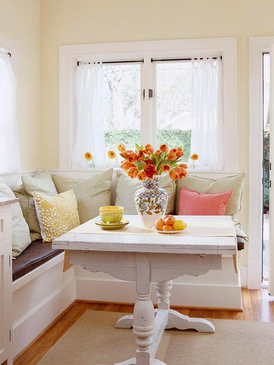 Breakfast Nook Ideas Houzzz Home Designs