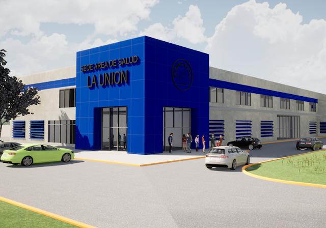 La Unión tendrá nueva sede área de salud en el 2024