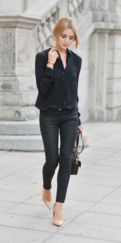 Need Style Inspiration for Fall Season. See these 31 Most Popular Fall Outfits to Truly Feel Fantastic. Fall Style via higiggle.com |fall work outfits | #fall #falloutfits #style #workoutfits