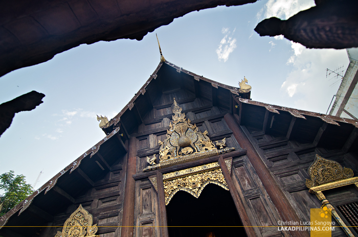 Wat Phan Tao at Wat Chedi Luang Chiang Mai