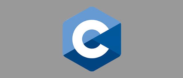 Linguagem de programação C tem menor popularidade desde 2001.