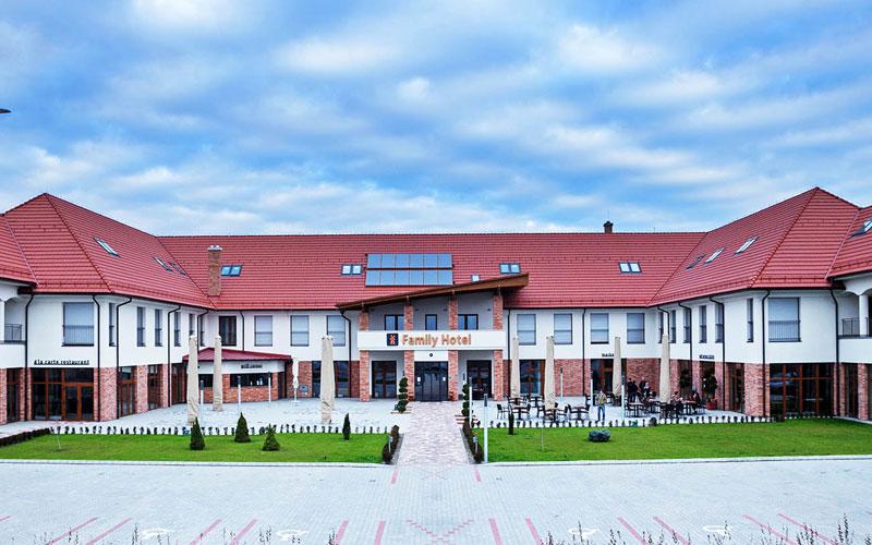 Family Hotel Balastya Macaristan