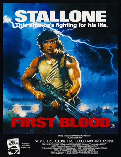 Ver Rambo: First Blood (1982) Online