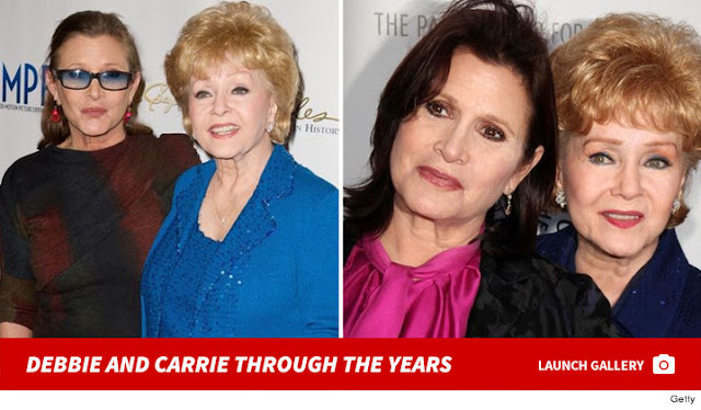 Hollywood Legend Debbie Reynolds Died The Day After Her Daughter Carrie Fisher Passed Away. Her Last Words Will Make You Cry