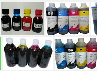 Tinta Printer biasa / Tinta Printer Dye Base