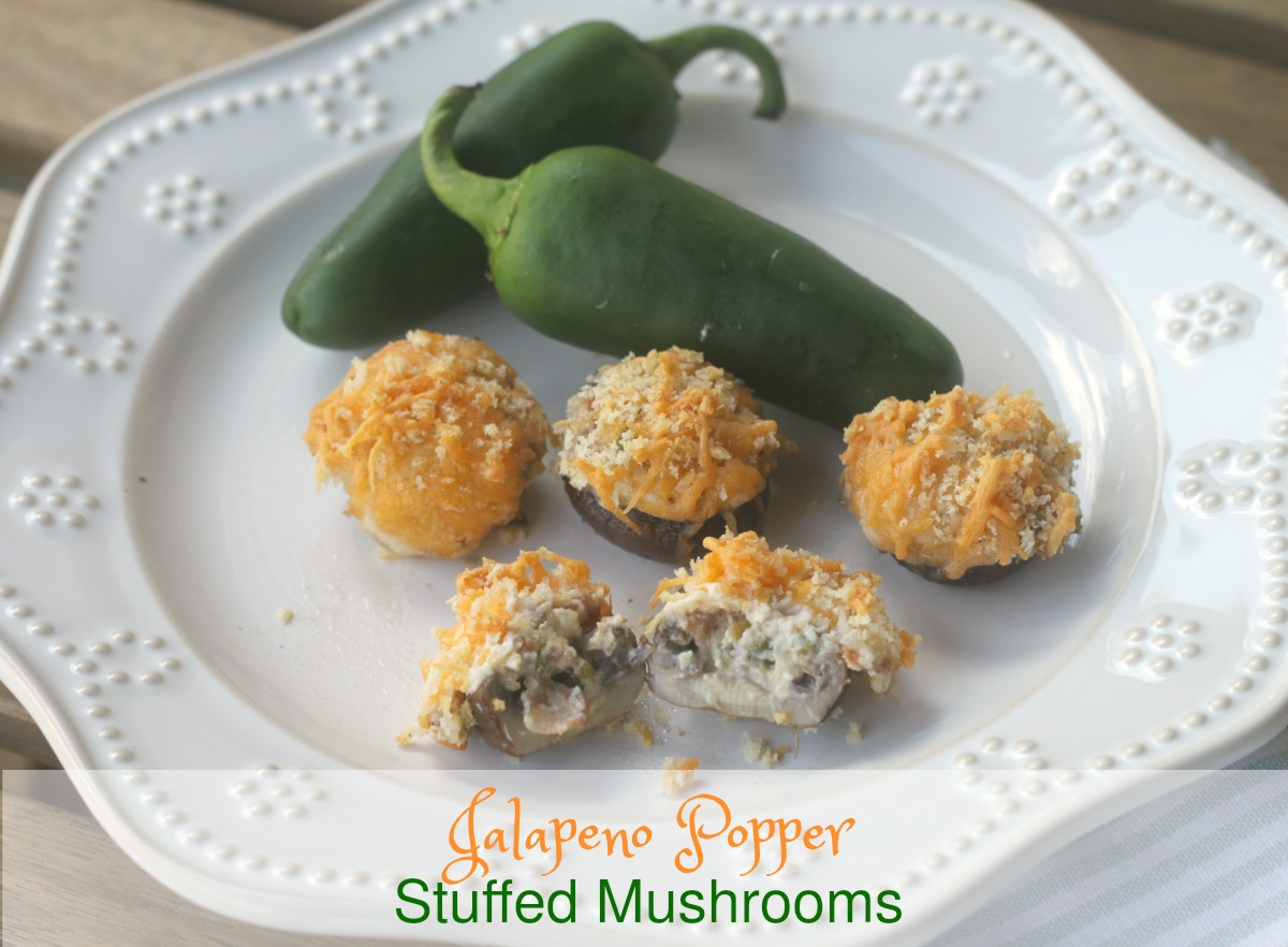 Stuffed Mushrooms III Recipe — Dishmaps