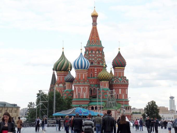 Bubarnya Uni Soviet