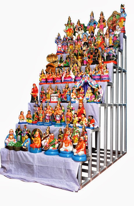 Kolu from GIRI