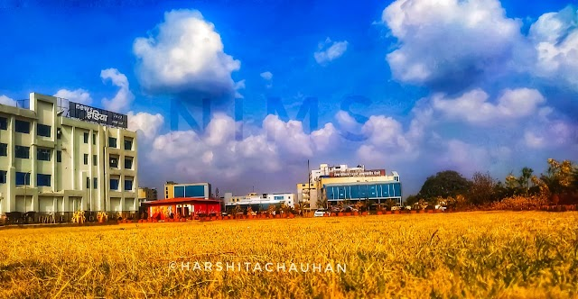 Nims University Jaipur Campus Photos