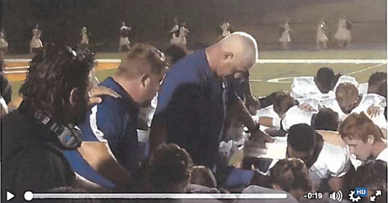 Wall School District : The tunnel wall school district orders coaches to stop